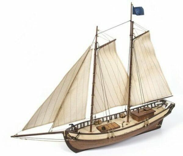 Polaris Model Ship Starters Pack